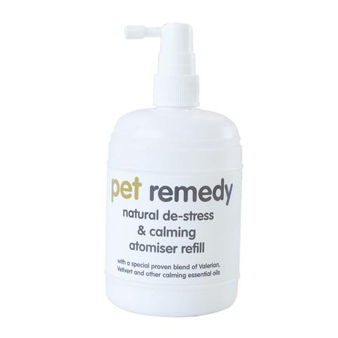 Pet Remedy Natural De-stress And Pet Calming Atomiser Refill 250ml