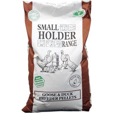 Allen & Page Small Holder Range Goose And Duck Breeder Pellets Poultry Feed 20kg
