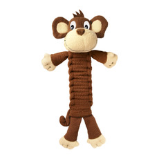 Kong Bendeez Monkey Dog Toy Small