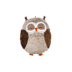 Ancol Gigwi Snoozy Friends Owl Pet Sleeping Cushion