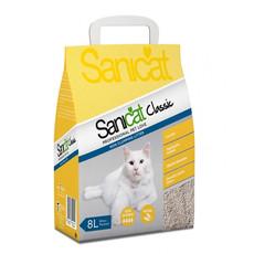 Sanicat Classic Non Clumping Cat Litter 8 Litre