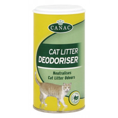 Canac Cat Litter Deodoriser 200g To 6 X 200g