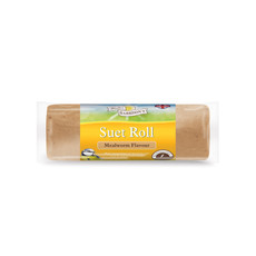 Walter Harrisons Wild Bird Suet Roll With Mealworms 500g