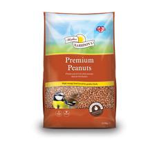 Walter Harrisons Wild Bird Premium Peanuts 12.75kg
