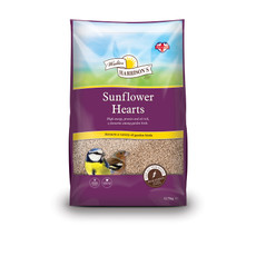 Walter Harrisons Wild Bird Sunflower Hearts 12.75kg