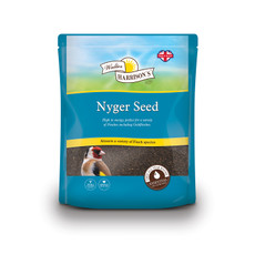 Walter Harrisons Wild Bird Nyger Seed 2kg To 6 X 2kg