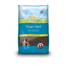 Walter Harrisons Wild Bird Nyger Seed 12.75kg