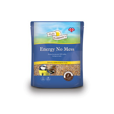 Walter Harrisons Wild Bird Energy No Mess Mix 2kg To 6 X 2kg