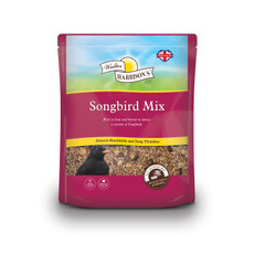 Walter Harrisons Wild Bird Songbird Mix 2kg