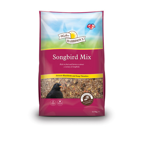 Walter Harrisons Wild Bird Songbird Mix 12.75kg
