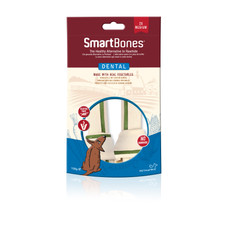 Smartbones Medium Dental Bone Chews For Dogs 2 Pack