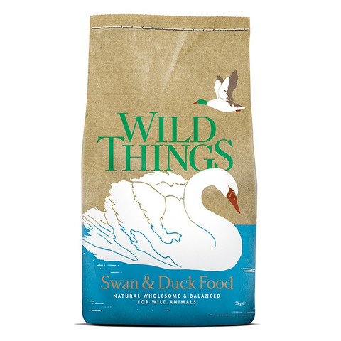 Wildthings Swan And Duck Food 1.5kg