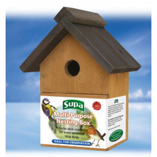 Supa Multi-purpose Wild Bird Nest Box