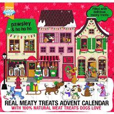 Armitage Christmas Premium Meaty Dog Advent Calendar