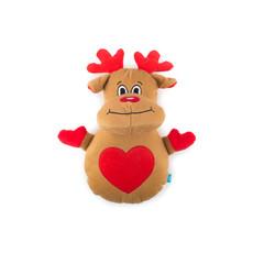 Ancol Christmas Soft Reindeer Dog Toy
