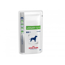Royal Canin Veterinary Canine Urinary S/o Pouch Wet Food 40x150g