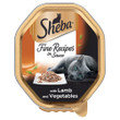 Sheba Fine Recipes Cat Tray With Lamb And Vegetables In Sauce 85g To 22 X 85g