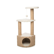 Gor Pets Easy Fix The Snug Cat Scratcher