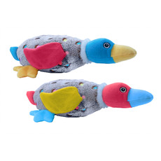 Dog Life Dotty Duck Plush Dog Toy