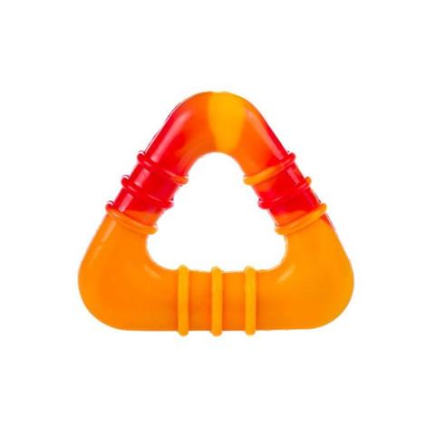 Kong Swirl Triangle Dog Toy Medium