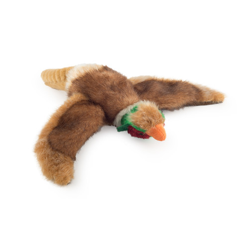 Ancol Comfort Pheasant Like Dog Toy  To 6 X