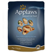 Applaws Natural Cat Pouches With Tuna And Seabream In Broth 12 X 70g