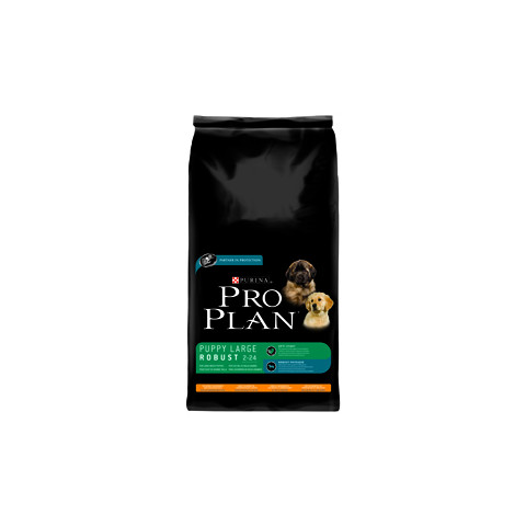 Pro Plan Large Breed Robust Puppy Optistart Food With Chicken 3kg To 12kg