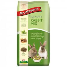 Mr Johnsons Supreme Rabbit Mix Food 2.25kg
