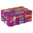 Whiskas 1+ Cat Tin Meat Selection In Jelly 12x390g