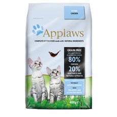 Applaws Grain Free Kitten Food With Chicken 400g To 7.5kg