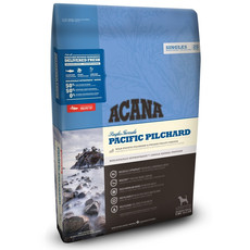 Acana Singles Grain Free Pacific Pilchard All Breeds & Life Stage Dog Food 11.4kg To 2 X 11.4kg
