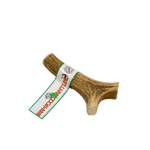 Deer Antler Natural Dog Chew Medium To 12 X Medium