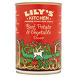 Lilys Kitchen Proper Food For Dogs Beef, Potato & Vegetable Dinner 6 X 400g