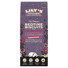 Lilys Kitchen Organic Bedtime Biscuits For Dogs 100g