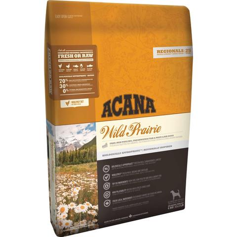 Acana Regionals Grain Free Wild Prairie All Breeds & Life Stage Dog Food 6kg