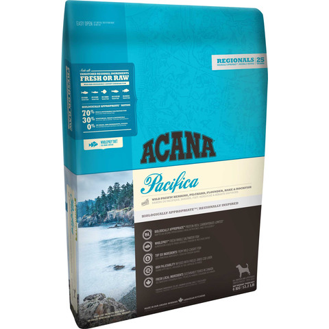 Acana Regionals Grain Free Pacifica All Breeds & Life Stage Dog Food 11.4kg