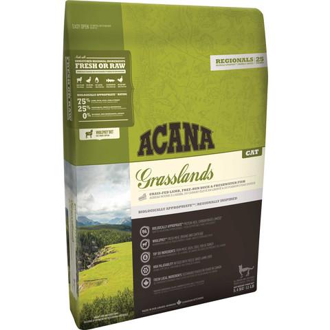Acana Regionals Grasslands Grain Free All Life Stage Cat Food 5.4kg