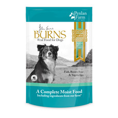 Burns Penlan Farm With Fish, Brown Rice And Vegetables Dog Pouches 6x400g
