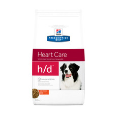 Hills Prescription Diet H/d Canine Heart Care Chicken Dry Food 5kg