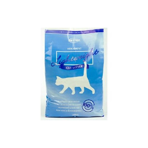 Pettex Antibacterial Lightweight Non Clumping Cat Litter 20 Litre