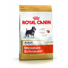 Royal Canin Mini Schnauzer Adult Dog Food 3kg To 2 X 7.5kg