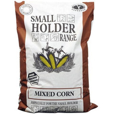 Allen & Page Small Holder Range Mixed Corn Poultry Feed 20kg