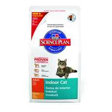 Hills Science Plan Indoor Adult Cat Food With Chicken 1.5kg To 4kg