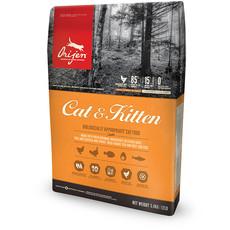 Orijen Cat And Kitten Grain Free All Life Stage Cat Food 1.8kg