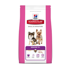 Hills Science Plan Canine Senior 11+ Small & Miniature With Chicken Dry Food 1.5kg