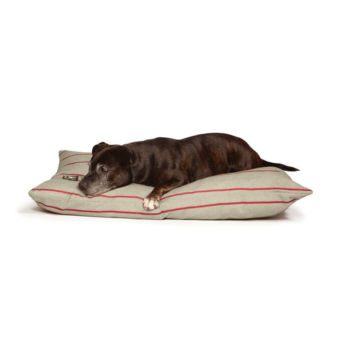 Danish Design Heritage Herringbone Deep Duvet Dog Bed 71x98cm