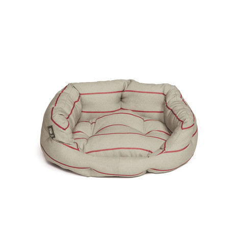 Danish Design Heritage Herringbone Deluxe Slumber Dog Bed 76cm