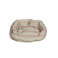 Danish Design Heritage Herringbone Deluxe Slumber Dog Bed 101cm