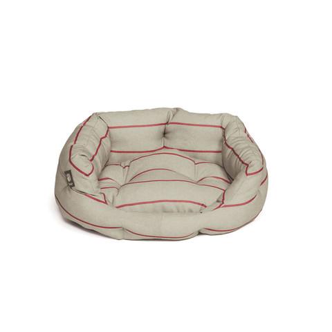 Danish Design Heritage Herringbone Deluxe Slumber Dog Bed 101cm