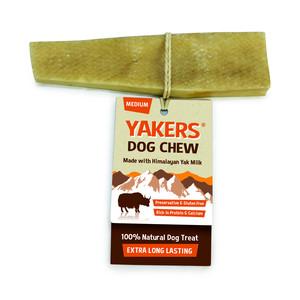 Yakers 100% Natural Himalayan Cheese Dog Chew Medium